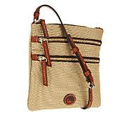 Dooney & Bourke Nylon North/South Triple Zip Bag - A252407