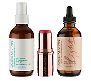 Josie Maran Argan Hydrate & Protect Super-size 3-pc Collection - A254607