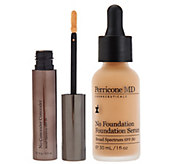 Perricone MD No Makeup Skincare Foundation & Concealer Duo - A277907