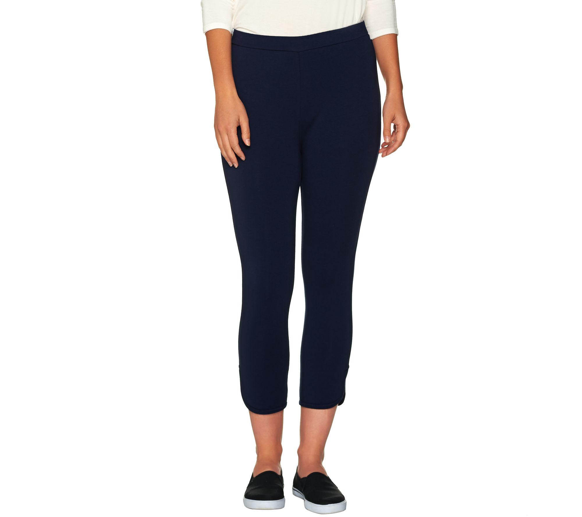 Susan Graver — Capri Pants — Pants — Fashion — QVC.com