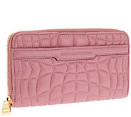 As Is Aimee Kestenberg Quilted Wallet - A280507