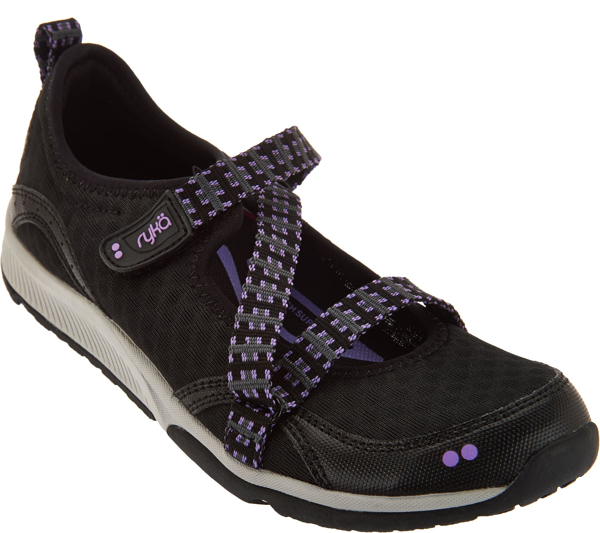 Ryka sandals shoes - Ryka Adjustable Mesh Mary Jane Sneakers Kailee A287807