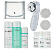 Proactiv 3pc Acne System with Brush & Travel Kit Auto-Delivery - A287907