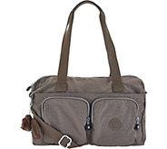Kipling Nylon Front Pocket Satchel - Cyrene - A293707