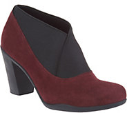 Clarks Artisan Leather or Suede Shooties Adya Luna - A298007
