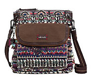 Sakroots Artist Circle Flap Crossbody - A329807