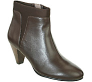 David Tate Leather Booties - Vivian - A338307