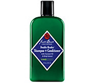 Jack Black Double-Header Shampoo   Conditioner,16 oz - A340307