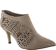 Bella Vita Leather Booties - Darlene - A363607