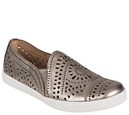 Earth Slip-On Casual Sneakers - Tayberry - A364307