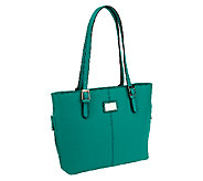 Tignanello Saffiano Leather Clean & Classic Tote Bag - A252608
