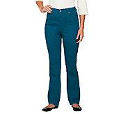 Liz Claiborne New York Petite Hepburn Colored Jeans - A256508
