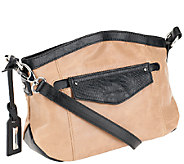 Tignanello Distressed Leather Convertible Crossbody - A260908