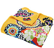 Vera Bradley Signature Print Throw Blanket - A264808