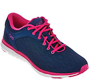 Ryka Mesh Training Lace-up Sneakers w/CSS - Cygnus - A276008