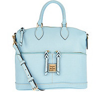 Dooney & Bourke Saffiano Leather Pocket Satchel - A278808