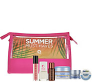 QVC Summer Must-Haves 6-pc Collection w/ Travel Bag - A279708
