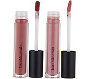 bareMinerals Gen Nude Buttercream Gloss & Matte Lipcolor Duo - A289108