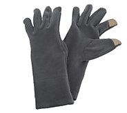 As Is Slim Fit Microfleece Touch Screen Gloves by HotHeadz - A289208