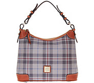 Dooney & Bourke Tiverton Plaid Hobo - A300508