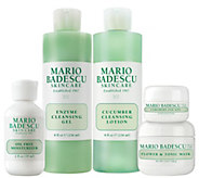 Martha Stewart & Mario Badescu Skin Care 20s 5-Piece Kit - A301708