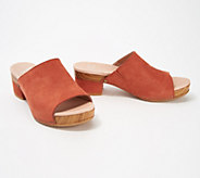 Dansko Leather or Nubuck Clogs - Maci - A303508