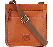 As Is Dooney & Bourke Florentine Crossbody Handbag-Mallory - A309608