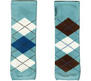 Ozone Design Argyle Arm Warmers - A317008