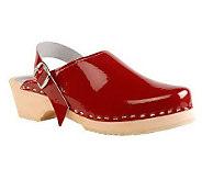 Cape Clogs Cranberry Red Style Clogs - A328608