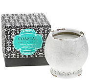 Coastal Salt and Soul Ocean Gardenia Candle - A355508
