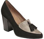 Aerosoles Heel Rest Oxford Pumps - Times Square - A360008