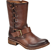 Sofft Mid-Calf Leather Boots - Belmont - A361608