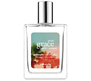 philosophy pure grace endless summer eau de toilette, 4 fl oz - A412008