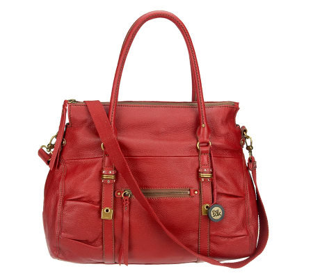 The Sak Leather Reggio Satchel