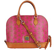 Dooney & Bourke Sutton Zip Zip Satchel - A272209