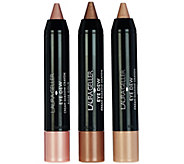 Laura Geller Eye Dew Cream Shadow Crayon Trio - A273409