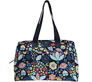 Vera Bradley Signature Print Overnight Bag - A278109