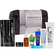 QVC Mens 8-pc Sampling Collection w/ Bag - A279709
