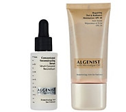 Algenist Concentrated Reconstructing Serum & Tinted Moisturizer - A280409