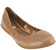 As Is Me Too Leather Ballet Flats - Heart - A281209
