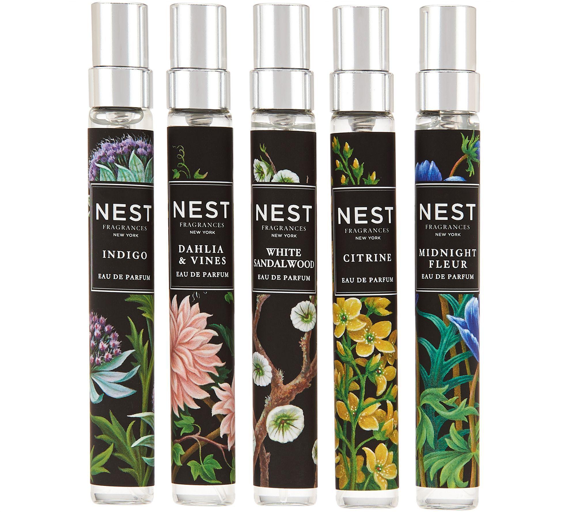 New customer qvc promo code - Nest Fragrances 5 Piece Eau De Parfum Sprays A284009