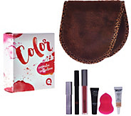 QVC Beauty Color Cosmetics 7-piece Discovery Kit - A284209