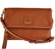 Dooney & Bourke Florentine Foldover Zip Crossbody - A293009
