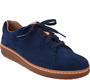Clarks Artisan Leather Lace up Shoes- Amberlee Crest - A295309