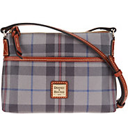 Dooney & Bourke Tiverton Plaid Ginger Crossbody - A300509