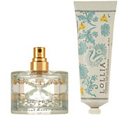Lollia Perfume and Handcreme 2 Piece Set - A301209