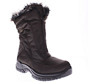 Spring Step Nylon Winter Boots - Zigzag - A334409