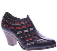 Spring Step Leather Booties - Brilliance - A337209