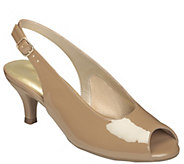 Aerosoles Heel Rest Kitten Heel Slingback Pumps  - Escapade - A340509