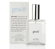 philosophy pure grace 2 oz. spray fragrance - A06410